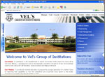 VELS : VAELS - Vel's Group of Colleges and Schools
